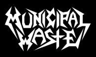 Municipal Waste logo