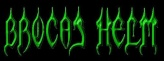Brocas Helm logo