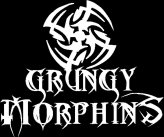 Grungy Morphins logo