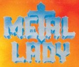Metal Lady logo