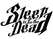 Sleep is for the Dead logo