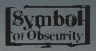 Symbol of Obscurity logo