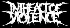 In the Act of Violence logo