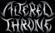 Altered Throne logo