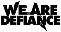 We Are Defiance logo