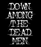 Down Among the Dead Men logo