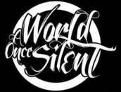 A World Once Silent logo