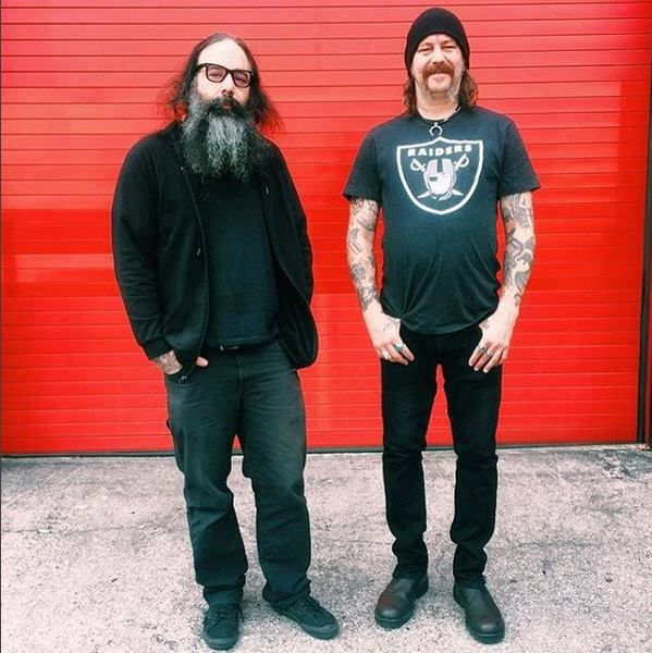 Al Cisneros and Matt Pike