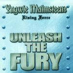 Yngwie Malmsteen's Rising Force - Unleash the Fury cover art