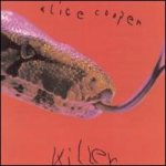 Alice Cooper - Killer cover art