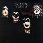 Kiss - Kiss cover art