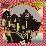 Kiss - Hotter Than Hell cover art