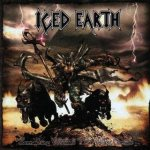 Iced Earth - Something Wicked This Way Comes cover art