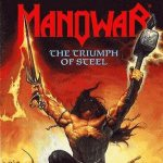 Manowar - The Triumph of Steel cover art
