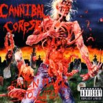 Cannibal Corpse - Eaten Back to Life cover art