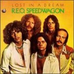 REO Speedwagon - Lost in a Dream cover art