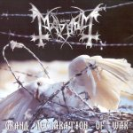 Mayhem - Grand Declaration of War cover art