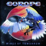 Europe - Wings of Tomorrow cover art