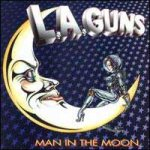 L.A. Guns - Man in the Moon cover art