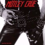 Mötley Crüe - Too Fast for Love cover art