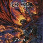 Iced Earth - The Dark Saga cover art