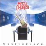 Metal Church - Masterpeace cover art
