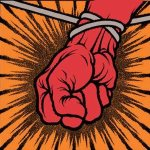 Metallica - St. Anger cover art