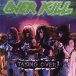 Overkill - Taking Over cover art