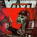 Voivod - War and Pain cover art