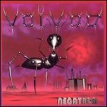 Voivod - Negatron cover art