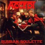 Accept - Russian Roulette cover art