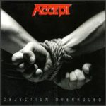 Accept - Objection Overruled cover art