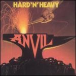 Anvil - Hard 'N' Heavy cover art