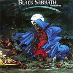 Black Sabbath - Forbidden cover art