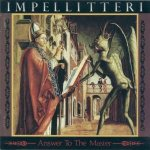 Impellitteri - Answer to the Master cover art