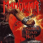 Manowar - Louder Than Hell cover art