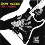 Gary Moore - Dirty Fingers cover art