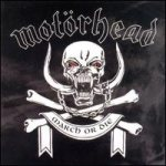Motorhead - March or Die cover art