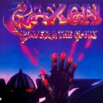 Saxon - Power & the Glory cover art