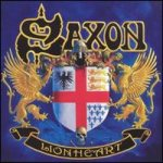 Saxon - Lionheart cover art