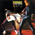 Scorpions - Tokyo Tapes cover art
