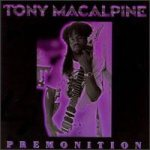 Tony MacAlpine - Premonition cover art