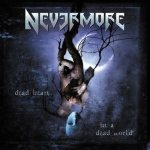 Nevermore - Dead Heart, in a Dead World cover art