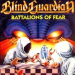 Blind Guardian - Battalions of Fear cover art