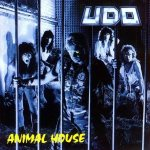 U.D.O. - Animal House cover art
