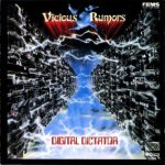 Vicious Rumors - Digital Dictator cover art