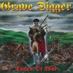 Grave Digger - Tunes of War cover art