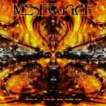 Meshuggah - Nothing cover art