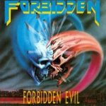 Forbidden - Forbidden Evil cover art