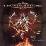 Thunderstone - Tools of Destruction cover art